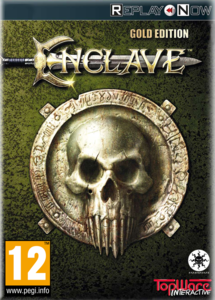 Packaging of Enclave Gold [PC]