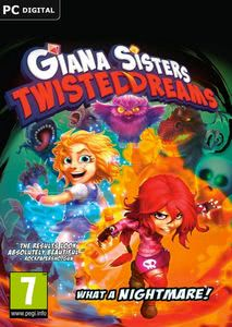 Packaging of Giana Sisters: Twisted Dreams [PC]