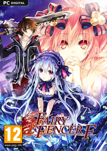 Packaging of Fairy Fencer F [PC]