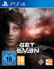 Verpackung von Get Even [PS4]
