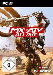 Verpackung von MX vs. ATV All Out [PC]