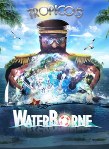 Packaging of Tropico 5 Waterborne [PC]