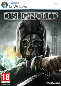 Packaging of Dishonored [PC]