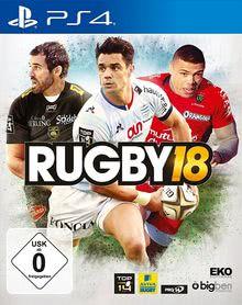 Verpackung von Rugby18 [PS4]