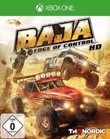 Verpackung von Baja: Edge of Control [Xbox One]