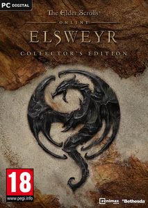 Packaging of The Elder Scrolls Online: Elsweyr Digital Collector's Edition [PC]