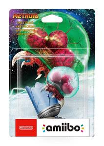 Verpackung von amiibo Metroid [3DS / Wii U / Switch]