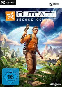 Verpackung von Outcast - Second Contact [PC]