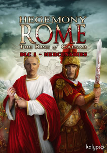 Packaging of Hegemony Rome - DLC 1 - Mercenaries [PC]
