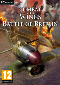 Packaging of Combat Wings Battle of Britain [PC]