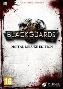 Packaging of Blackguards Deluxe Edition [PC]