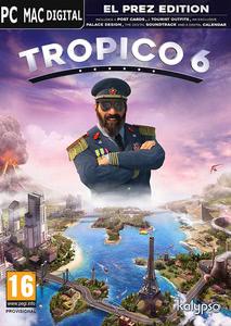Packaging of Tropico 6 El Prez Edition [PC / Mac]