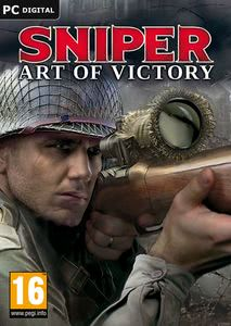 Packaging of Sniper: Art of Victory [PC]