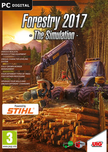 Packaging of Forestry 2017 – The Simulation [PC]