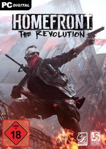 Verpackung von Homefront: The Revolution [PC]