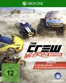 Verpackung von The Crew Wild Run Edition [Xbox One]
