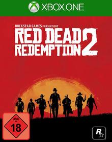 Verpackung von Red Dead Redemption 2 [Xbox One]