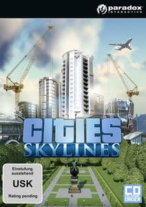 Verpackung von Cities: Skylines [PC]