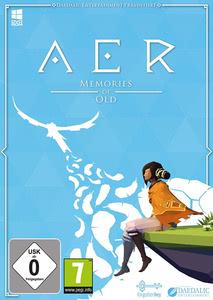 Verpackung von AER: Memories of Old Standard [PC]