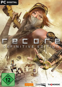 Verpackung von ReCore: Definitive Edition [PC]