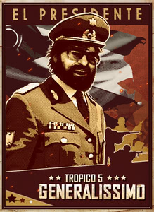 Packaging of Tropico 5 Generalissimio [PC]