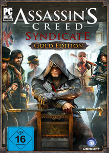 Verpackung von Assassin's Creed - Syndicate Gold Edition [PC]