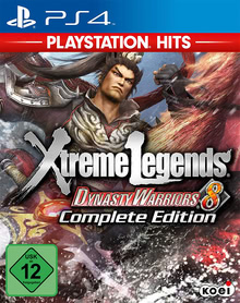 Verpackung von Dynasty Warriors 8 Complete Edition Playstation Hits [PS4]