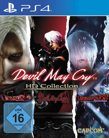Verpackung von Devil May Cry HD Collection [PS4]