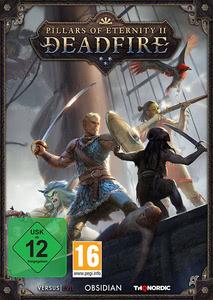 Verpackung von Pillars of Eternity 2 Deadfire [PC]