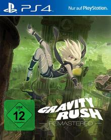 Verpackung von Gravity Rush Remastered [PS4]