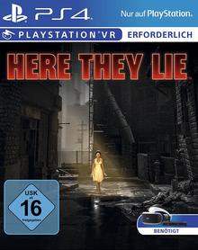 Verpackung von Here They Lie - Playstation VR erforderlich [PS4]