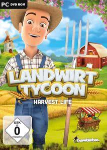 Verpackung von Landwirt Tycoon: Harvest Life [PC]