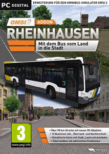 Packaging of OMSI 2 Add-On Rheinhausen [PC]