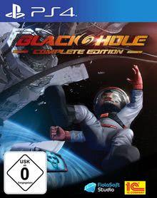 Verpackung von Blackhole Complete Edition [PS4]
