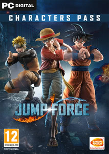 Packaging of Jump Force Characters Pass [PC]