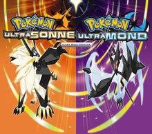 Verpackung von Pokémon Dual Edition Ultrasonne & Ultramond [3DS]
