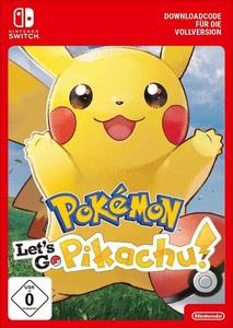 Verpackung von Pokémon Let's Go, Pikachu! [Switch]