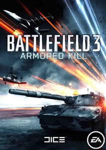 Verpackung von Battlefield 3 ARMORED KILL DLC [PC]