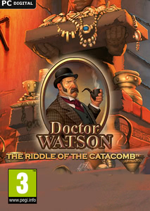 Packaging of Doctor Watson - The Riddle of the Catacombs [PC]