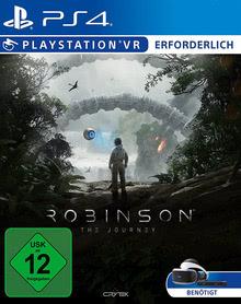 Verpackung von Robinson: The Journey - Playstation VR erforderlich [PS4]