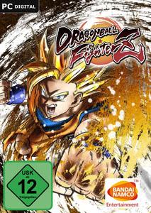 Verpackung von Dragon Ball FighterZ [PC]