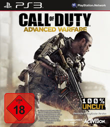 Verpackung von Call of Duty: Advanced Warfare [PS3]