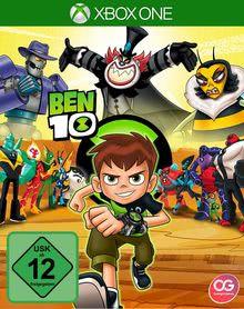 Verpackung von Ben 10 [Xbox One]