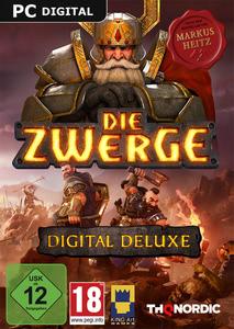 Verpackung von Die Zwerge Digital Deluxe Edition [PC]