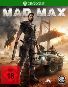 Verpackung von Mad Max [Xbox One]