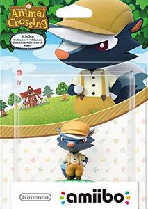 Verpackung von amiibo Animal Crossing Schubert [Wii U / 3DS]