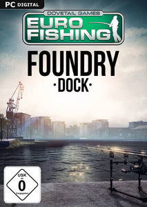 Verpackung von Euro Fishing Foundry Dock [PC]