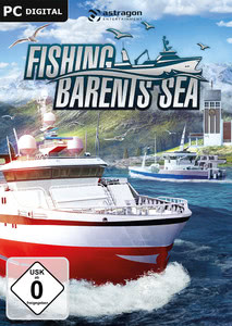 Verpackung von Fishing: Barents Sea [PC]