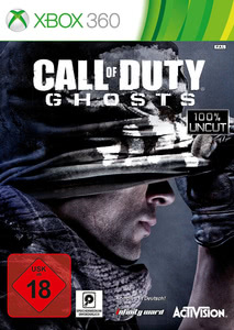 Verpackung von Call of Duty: Ghosts [Xbox 360]