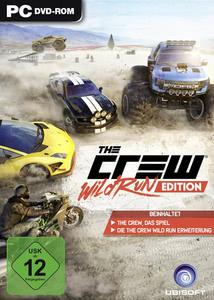 Verpackung von The Crew Wild Run Edition [PC]